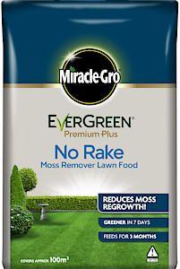 Miracle-Gro Premium+ No Rake F&M 1X100m