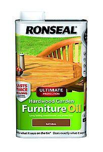 Grdn Frntre Oil Nat Oak 1Ltr
