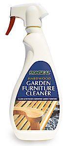 Garden Furniture Cleaner 750Ml