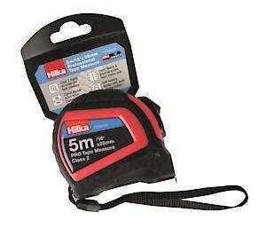 5M/16Ft X 25Mm Professional Tape Measure