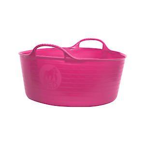 Gorilla Tub Small Shallow 15L Pink
