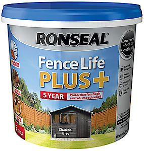 Ronseal Fencelife Plus Midnight Blue 5L