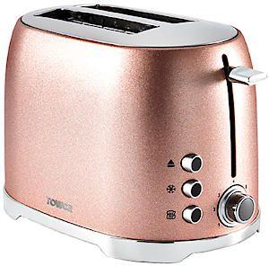 800W 2 Slice Toaster