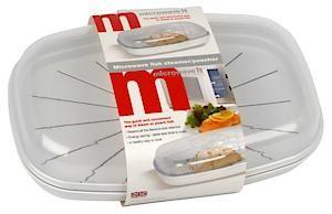 Microwave It Fish Steamer Pp340