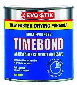EVODE TIME BOND ADHESIVE   500ML
