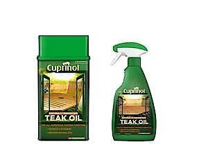 Cx Nat/Enhancing Teak Oil Clear 1L