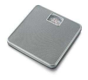 Silver Mechanical Bath Scale