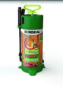 Precision Fence Sprayer