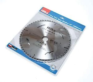 2Pc 10 Tct Saw Blades 250Mm