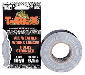 T-Rex Tape 25Mmx9.1M Gry