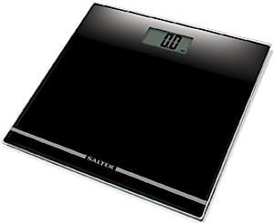Large Display Glass Electronic Bathroom Scale