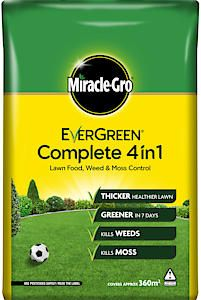 Miracle-Gro Complete 1X360m2