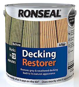 Decking Restorer 2.5L
