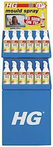 Mould Spray 500Ml Display (96)