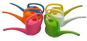 Eden 2 Litre Watering Can Yellow