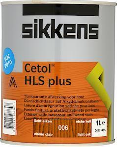 Cetol Sikkens HLS Plus Light Oak 006 1L