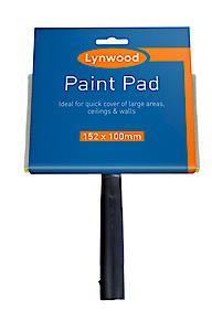 6 X 4 Paint Pad & Handle