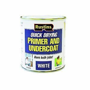 White Primer/Undercoat 1Ltr