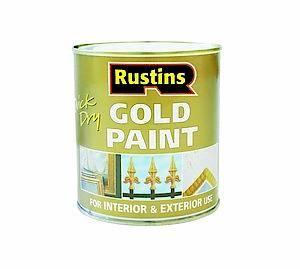 Gold Paint 250Ml