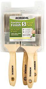 Ron Finish Brush 5 Pack Fsc 100%