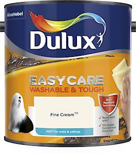 Du Easycare W&T Matt Fine Cream 2.5L