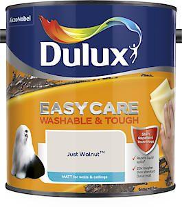 Du Easycare W&T Matt Just Walnut 2.5L