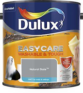 Du Easycare W&T Matt Natural Slate 2.5L