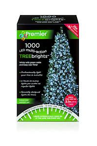 #1000 Multi Action Led Treebrights Timr White