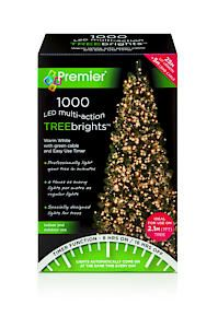 #1000 Multi Action Led Treebrights Timr Warm White