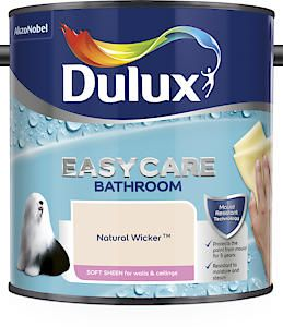 Du E/Care Bath S/Sheen Natural Wicker 2.5L