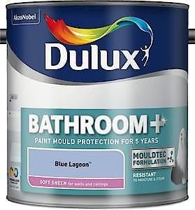 Du Bathroom+ S/Sheen Almond White 2.5L