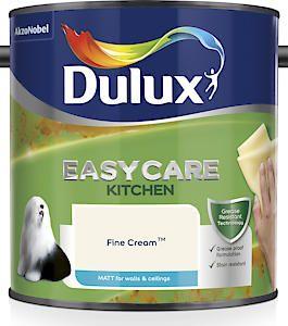 Du E/Care Kitchen Matt Fine Cream 2.5L