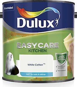 Du E/Care Kitchen Matt White Cotton 2.5L
