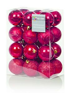 24 X 60Mm Red Balls Td126241r