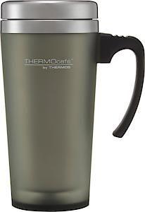 Themocafe Soft Touch Travel Mug Moss 420Ml