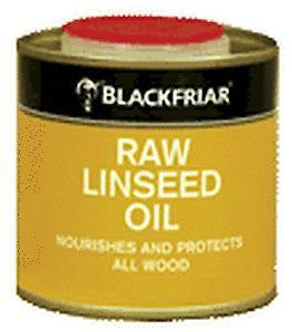 B/F Raw Linseed Oil - 250Ml