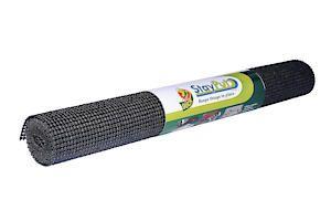 Duck Stay Put Liner 50Cm X 18M Black