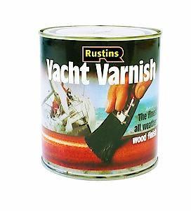 Yacht Varnish 2.5Litre
