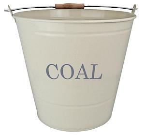 Coal Bucket Cream 0463