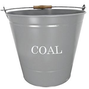 Coal Bucket Grey 0464