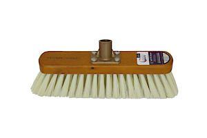 12 Countryman Soft Cream Pvc Broom