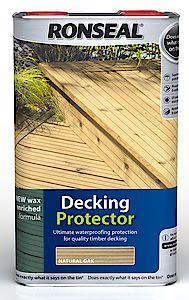 Decking Protector Nat W/B 5Lt