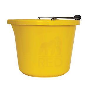 Premium Yellow Bucket