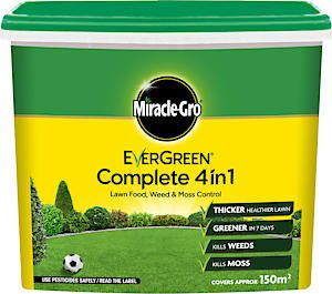 Miracle-Gro Evergreen Complete 150M Tub