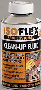 Discont Isoflex Clean-Up Fluid 500Ml