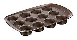 Pyrex Asimetria Cupcake Tray 12 Cavities