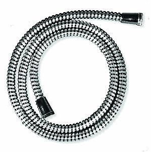 1.5M Chrome Pvc Shower Hose