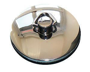 Kp Basin Plug 1.1/2 - Chrome