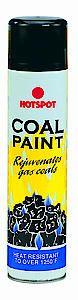 Hotspot - Coal Paint -  Aerosol 300Ml
