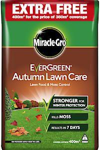 Miracle-Gro Autumn Lawn 1X360m2 + 10%